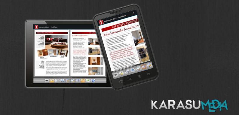 Softmaker Office Mobile dauerhaft kostenlos