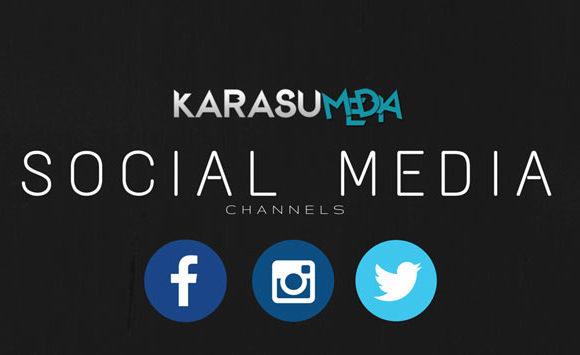 Die Karasumedia Social Media Channels