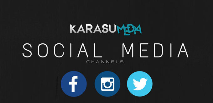 Karasumedia Social Media Channels | Facebook, Twitter, Instagram
