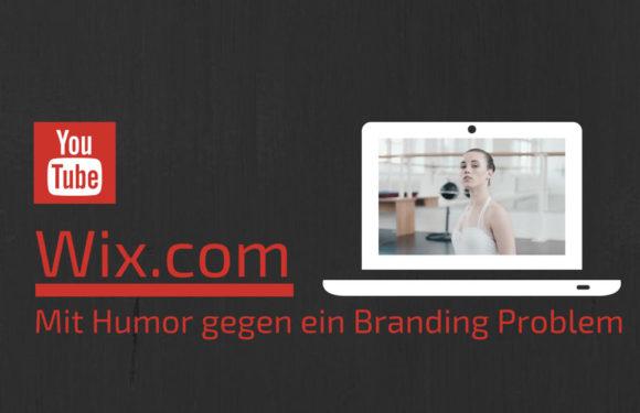 Video: Wie Wix.com mit einem Branding Problem umgeht