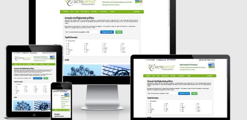 Weltweite Domain-Registrierung zum kleinen Preis!