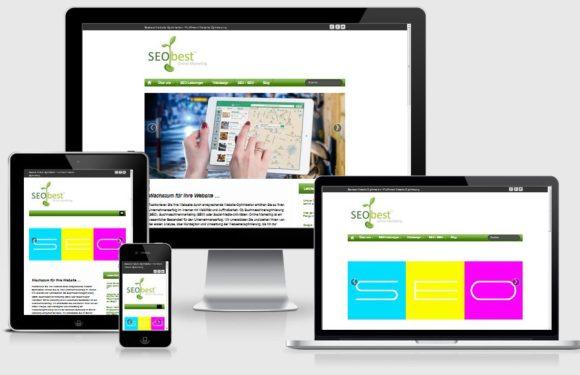 Umfangreicher Service zur Website-Optimierung