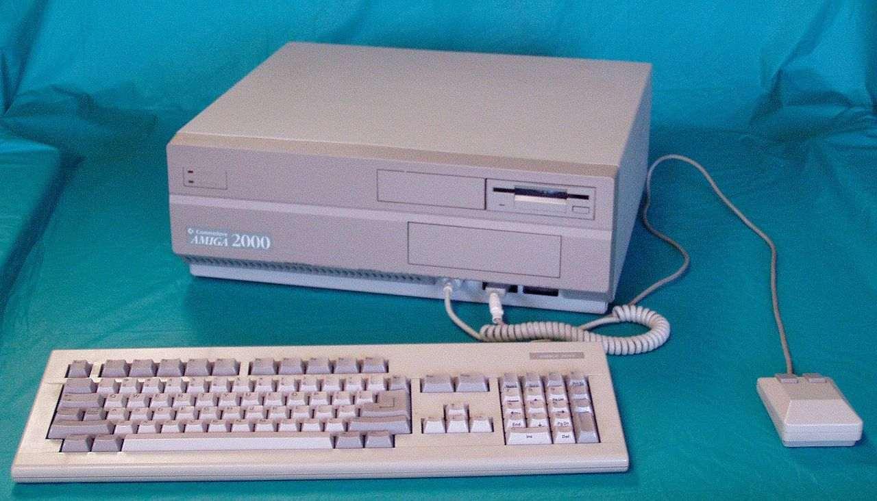 Amiga 2000, Games, Browser