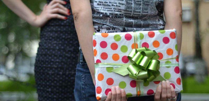 Kleine Geschenke erhalten die Freundschaft