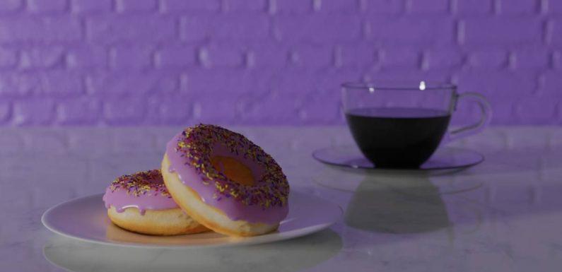 Die Blender Donuts