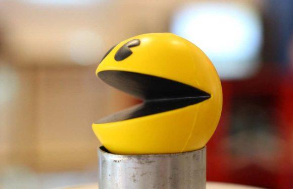 Pac Man ist die Nummer 1